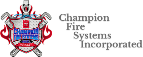 Champion Fire Systems Logo